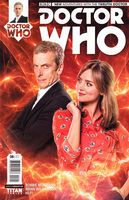 Doctor Who The Twelfth Doctor Adventures #8 (Cover B)